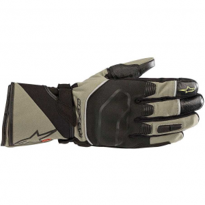GUANTI MOTO ALPINESTARS ANDES TOURING OUTDRY MILITARY GREEN BLACK COD. 3527518
