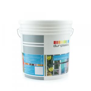 Duriplastic Mediterraneo quarzo acrilico bioattivo 14lt bianco