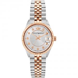 PHILIP WATCH-Orologio da donna con diamanti