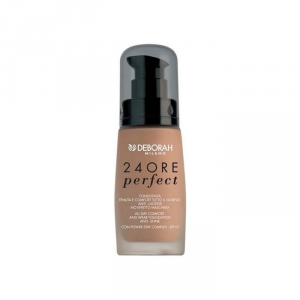 Deborah Milano 24Ore Care Perfection Fondotinta Anti-Lucidità Spf10 01 Fair 30ml