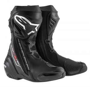 STIVALI MOTO RACING ALPINESTARS SUPERTECH R BLACK COD. 2220015