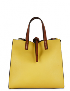 Borsa Manila Grace Felicia Medium Giallo