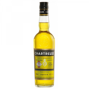 Chartreuse Jaune Old Blend 70th Anniversary