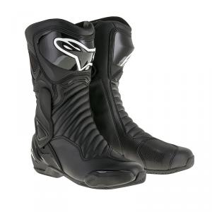 STIVALI MOTO RACING ALPINESTARS SMX-6 V2 BLACK COD 2223017