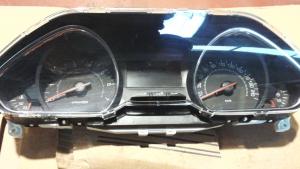 Quadro strumenti usato originale Peugeot 208 serie dal 2012> 1.2 12v