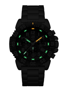 Navy SEAL Steel Colormark Chronograph - 3182