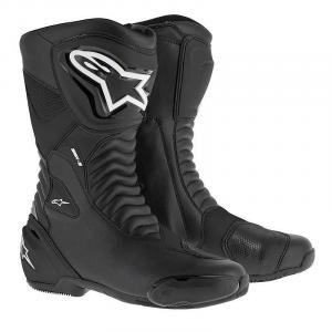 STIVALI MOTO RACING ALPINESTARS SMX S BLACK COD 2223517