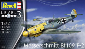Messerschmitt Me-109 F-2