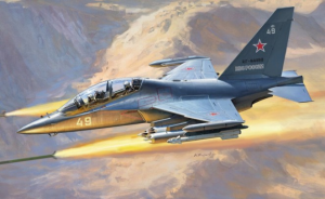 Yak-130 Russian Trainer