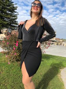 Giacchina Lurex Jenè