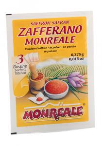 ZAFFERANO 3 BUSTINE MONREALE