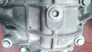 Differenziale post. completo usato originale Mercedes-Benz classe M serie dal '98 al '06