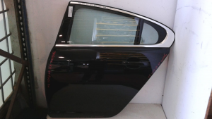 Porta post. sx usata originale Jaguar XF 1à serie dal 2007 al 2015