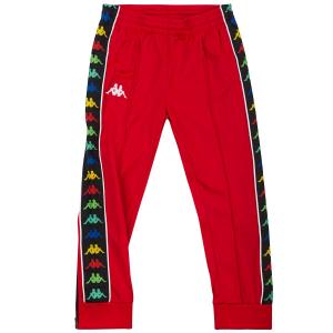 Pantalone di tuta con stampe loghi multicolore