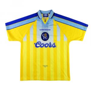 1996-97 Chelsea Maglia Away L (Top)