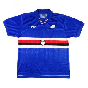 1996-97 Sampdoria Maglia Home L (Top)
