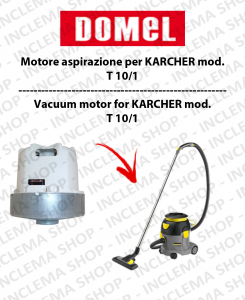 T 10/1 Saugmotor DOMEL für Staubsauger KARCHER