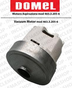 Moteur aspiration  Domel  - 463.3.205-6 pour aspirateurs