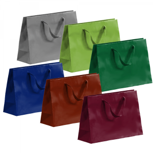 Borsa carta Colors Maxi