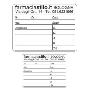 Etichetta Personalizzata