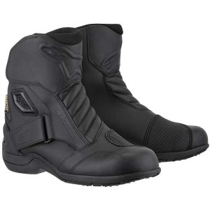 STIVALI MOTO ALPINESTARS NEW LAND GORE-TEX BLACK COD 2332013