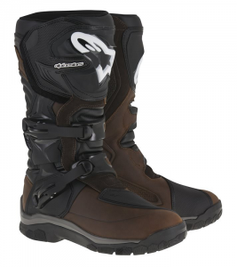 STIVALI ALPINESTARS COROZAL ADVENTURE DRYSTAR BOOTS OILED LEATHER BROWN COD 2047717
