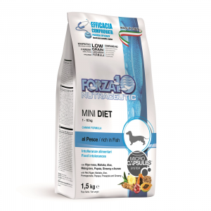 FORZA10 Mini Adult Diet al Pesce 1.5kg