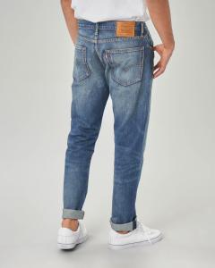 Jeans 502 lavaggio stone wash