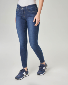 Jeans modello 710 super skinny