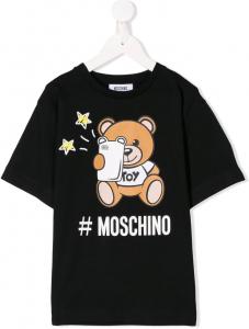 T-shirt Moschino Nera
