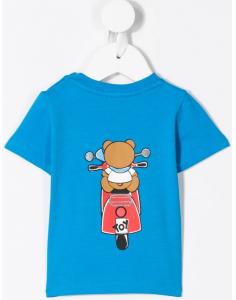 T-shirt Moschino Vespa