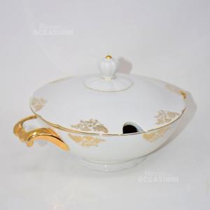Zuppiera Ceramica Bavaria Korok
