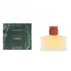 Laura Biagiotti Roma Uomo Aftershave Lotion 75ml