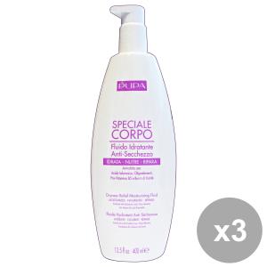 PUPA Body Cream Dryness Relief Moisturizing Fluid Body Care