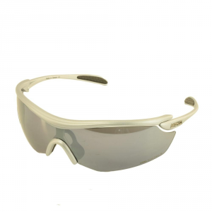 BRIKO Glasses Sports Unisex Endure Evo Pro Solo Silver Matte Black