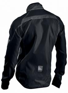 NORTHWAVE Man cycling jacket VORTEX black
