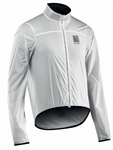NORTHWAVE Man cycling jacket BREEZE 2 white