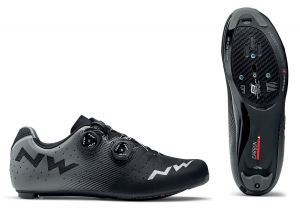 NORTHWAVE Road Cycling Shoes Revolution Black/Anthra