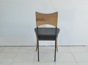 Set sedie vintage canadesi