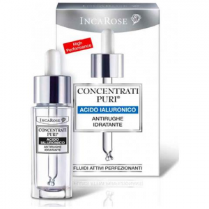 Incarose Concentrati Puri Acido Ialuronico Siero 15ml