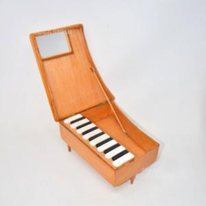 Scatola Pianoforte Legno