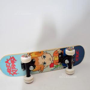 Mini Skateboard Eric Della Limea Area