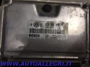 ECU CENTRALINA MOTORE VW GOLF IV BOSCH 0281010662 0 281 010 662