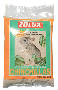 TERRE À CHINCHILLAS - LETTIERA CINCILLà