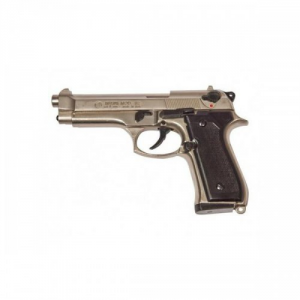 Pistola a salve Bruni 92 cal. 8 Nickel