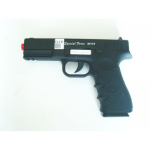 Pistola Co2 special force W119