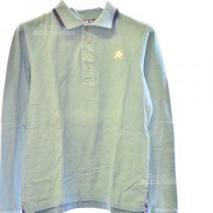 Polo Verde Bambino Les Copain Anni 10