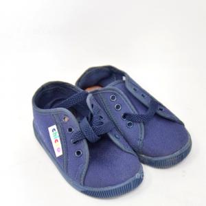 Scarpette Chicco Blu N. 22 Bambino