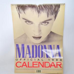 Calendario Di Madonna Del 1988
