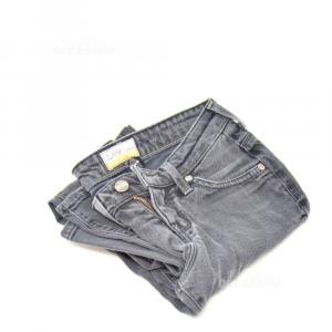 Jeans Bambino Lee Nero Tg. 12